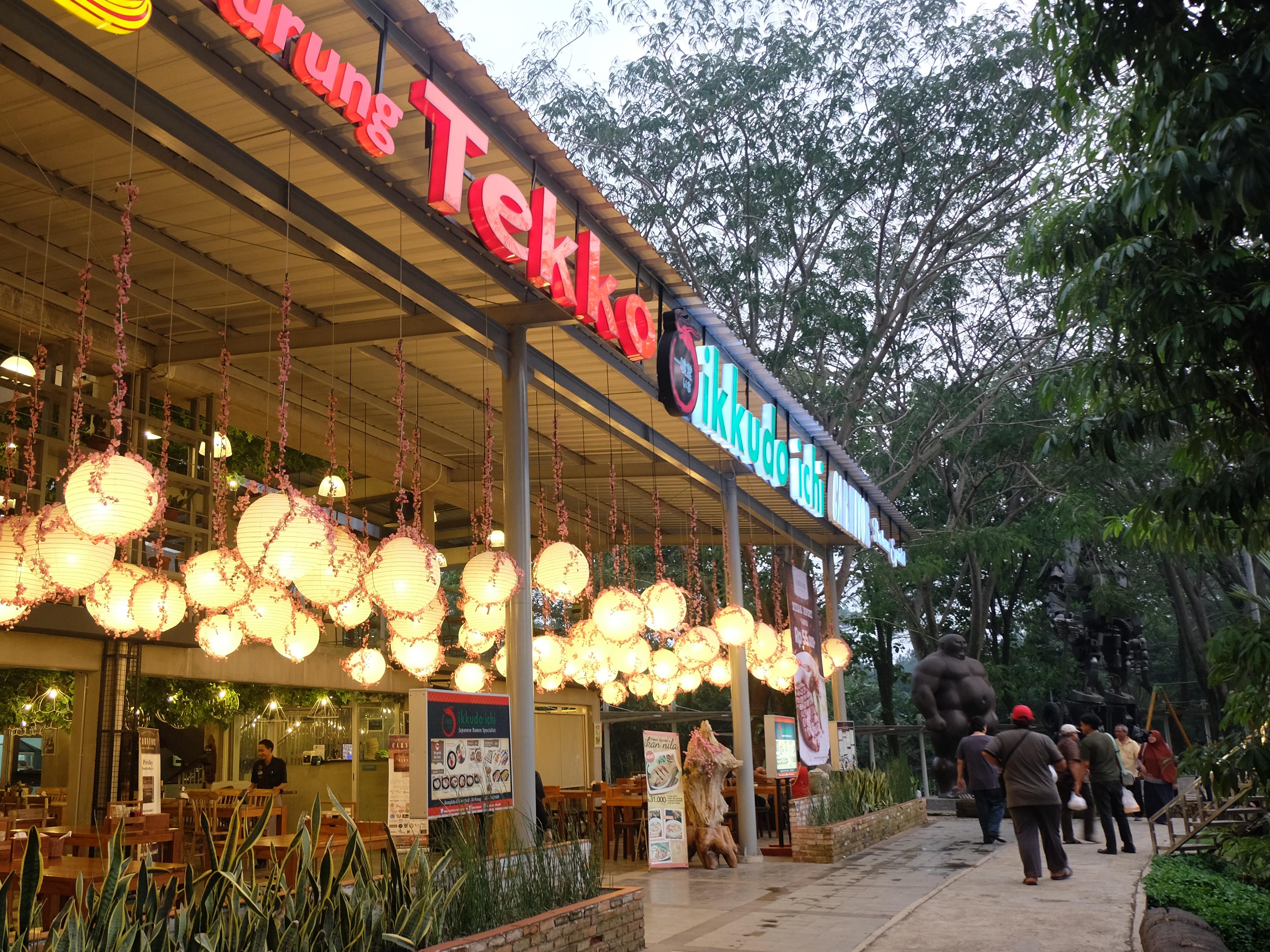 9 Restoran Di Sentul Yang Wajib Kamu Coba Weekend Ini